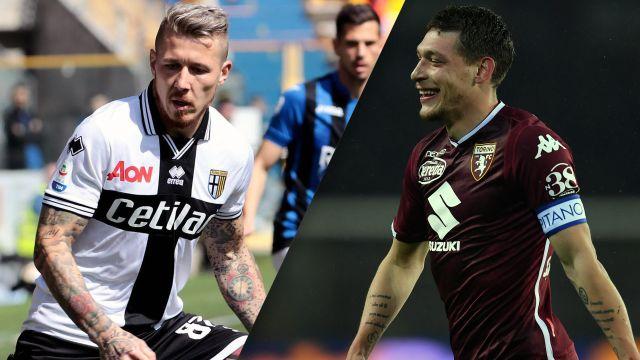 Parma vs. Torino (Serie A)