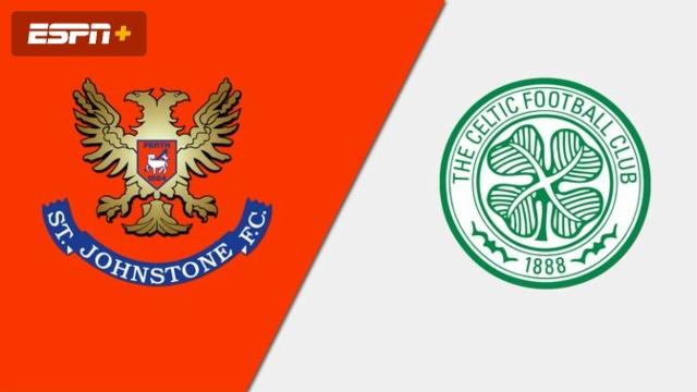St. Johnstone vs. Celtic (Scottish Cup)