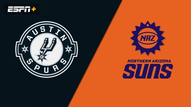 Austin Spurs vs. Northern Arizona Suns