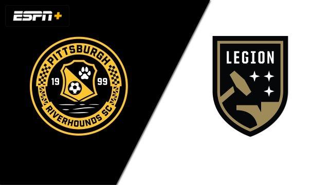 Pittsburgh Riverhounds SC vs. Birmingham Legion FC (USL Championship)
