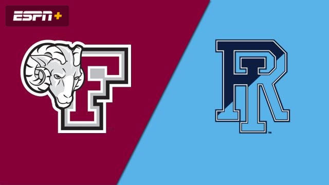 Fordham vs. Rhode Island (Semifinal) (M Soccer)