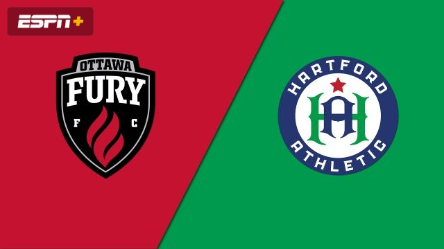 Ottawa Fury FC vs. Hartford Athletic (USL Championship)