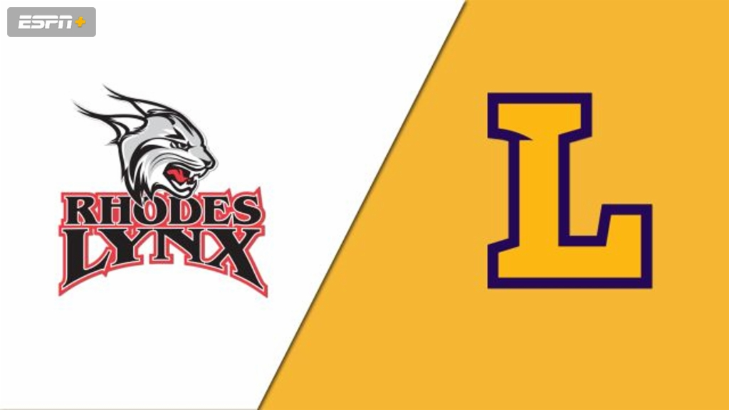 Rhodes vs. Lipscomb (M Basketball)