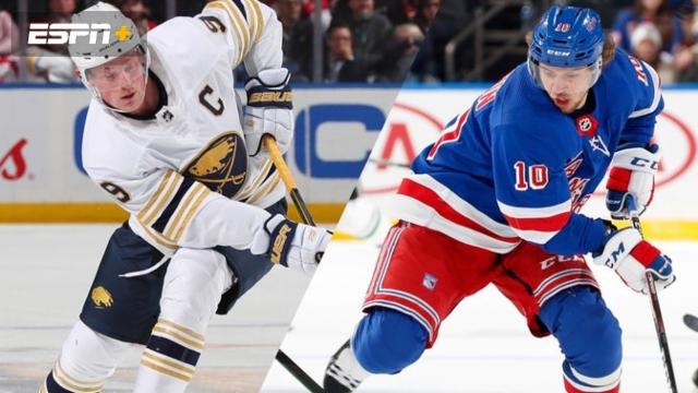 Buffalo Sabres vs. New York Rangers