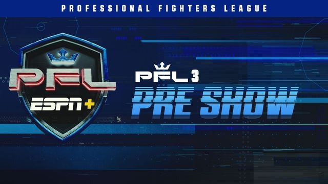 PFL Pre-Show
