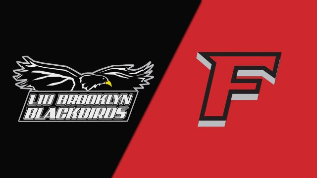 LIU Brooklyn vs. Fairfield (M Basketball)