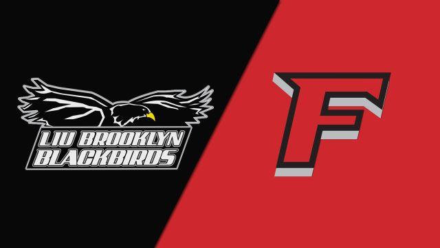 LIU Brooklyn vs. Fairfield (M Basketball)