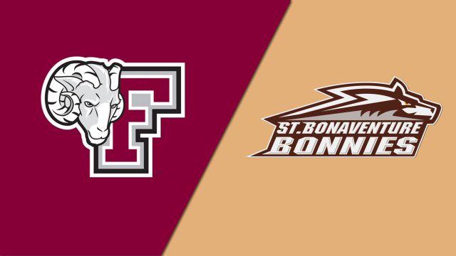 Fordham vs. St. Bonaventure (W Basketball)