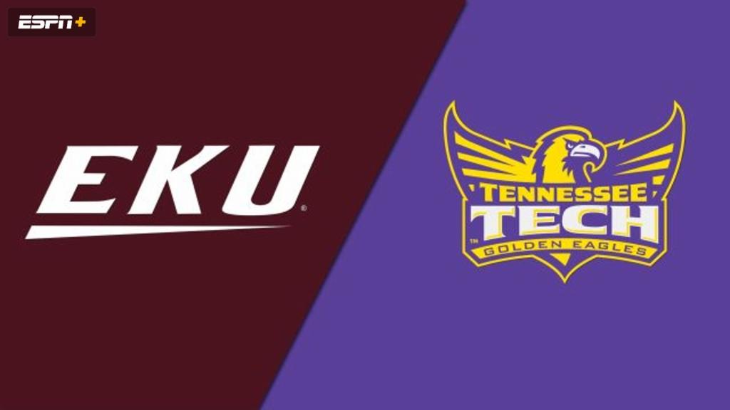 Eastern Kentucky vs. Tennessee Tech (W Soccer)