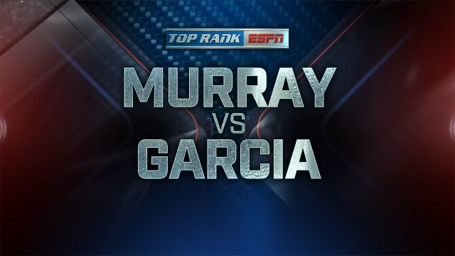 Martin Murray vs. Roberto Garcia