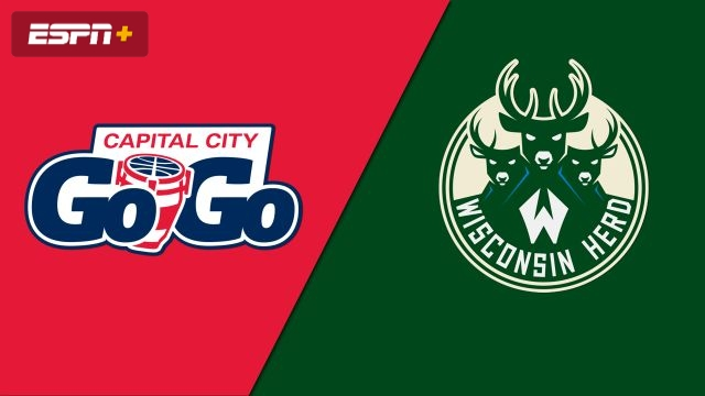 Capital City Go-Go vs. Wisconsin Herd