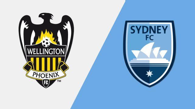 Wellington Phoenix vs. Sydney FC (A-League)