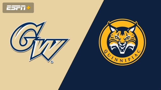George Washington vs. Quinnipiac (W Basketball)