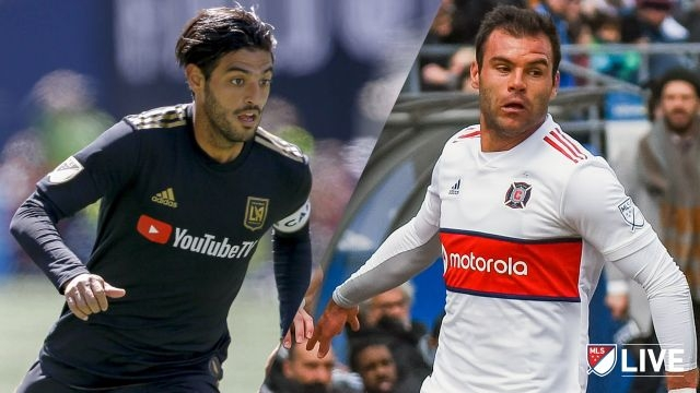 LAFC vs. Chicago Fire