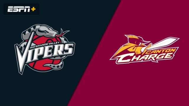 Rio Grande Valley Vipers vs. Canton Charge