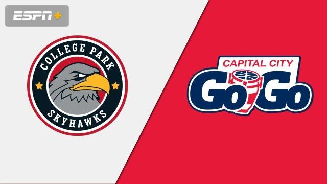 College Park SkyHawks vs. Capital City Go-Go
