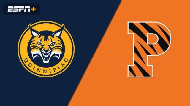 Quinnipiac vs. Princeton (Quarterfinal) (W Hockey)