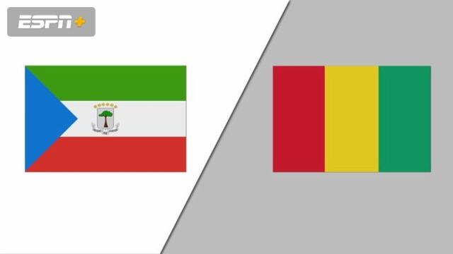 Equatorial Guinea vs. Guinea