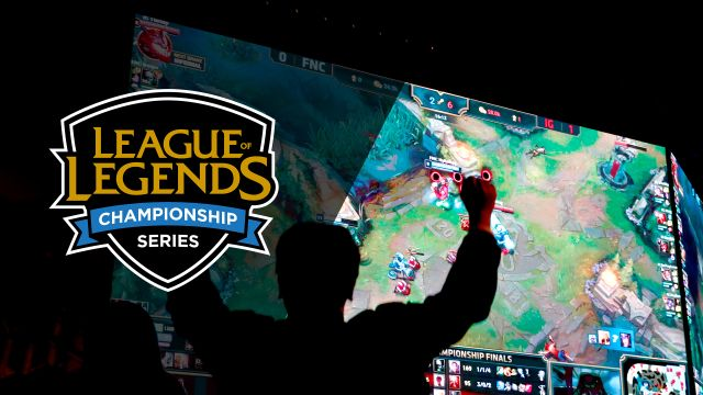 NA LCS Spring Split Wk 9 Day 2