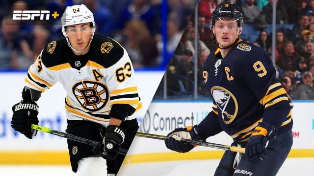Boston Bruins vs. Buffalo Sabres