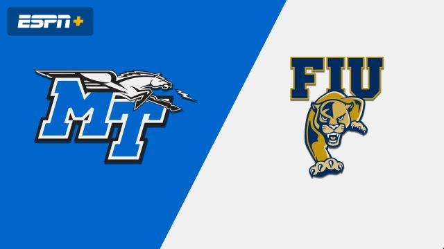 Middle Tennessee vs. Florida International (M Basketball)