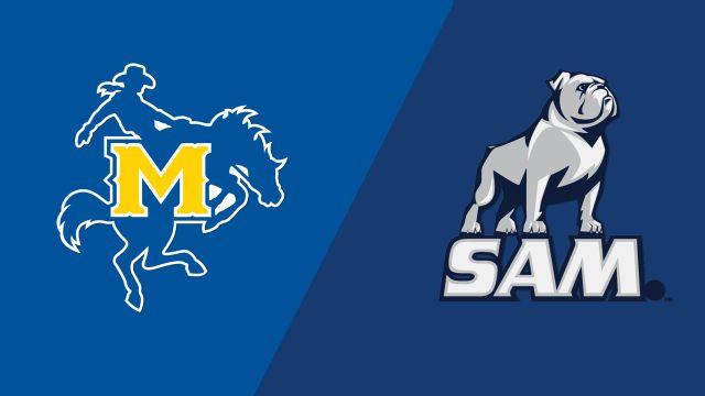 McNeese State vs. Samford