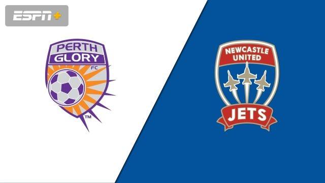 Perth Glory vs. Newcastle Jets (A-League)