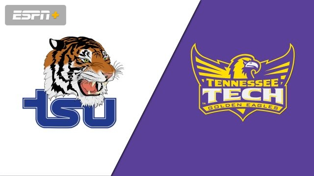 Tennessee State vs. Tennessee Tech (W Volleyball)