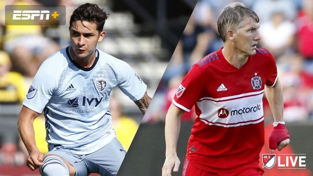 Sporting Kansas City vs. Chicago Fire (MLS)