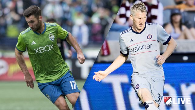 Seattle Sounders FC vs. Chicago Fire