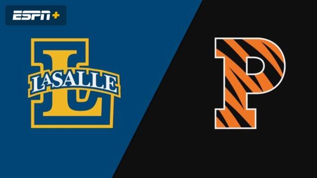 La Salle vs. Princeton (W Water Polo)