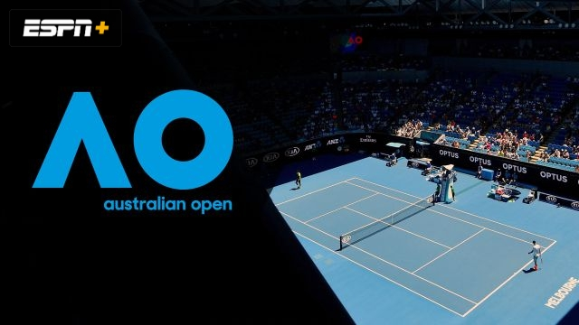 Margaret Court Arena (Third Round)