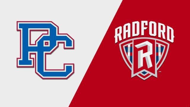 Presbyterian vs. Radford (W Basketball)