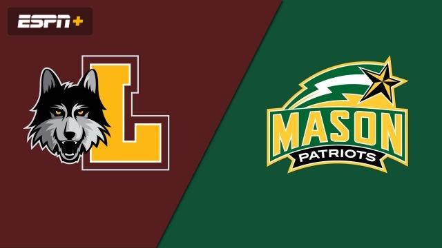 #11 Loyola-Chicago vs. George Mason (M Volleyball)