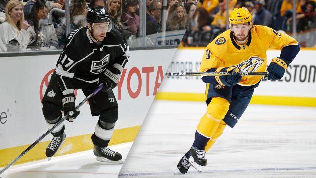 Los Angeles Kings vs. Nashville Predators