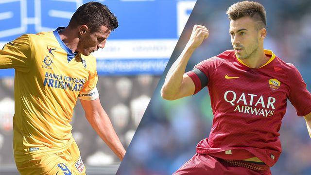 Frosinone vs. Roma (Serie A)
