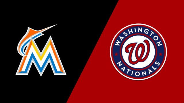 Miami Marlins vs. Washington Nationals