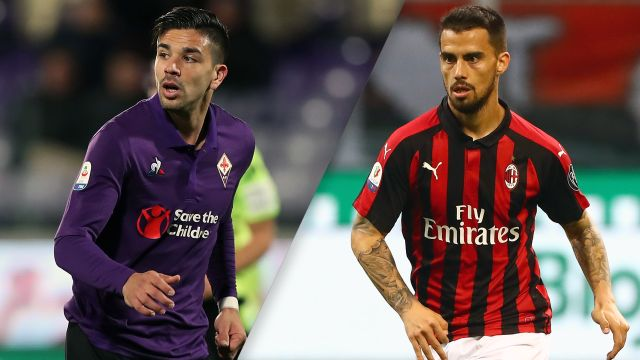 Fiorentina vs. AC Milan (Serie A)
