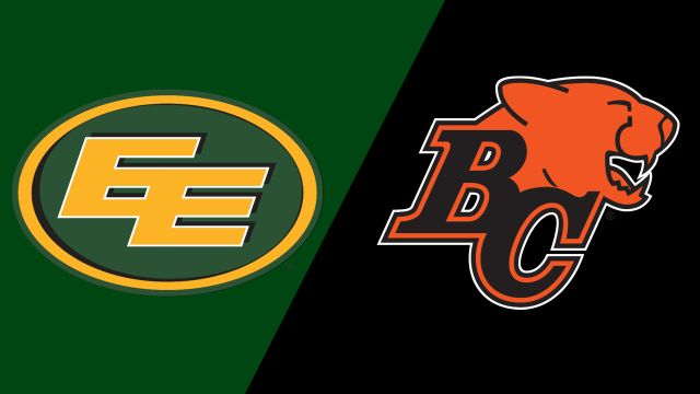 Edmonton Eskimos vs. BC Lions (Canadian Football League)