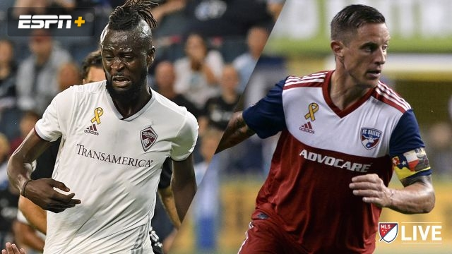 Colorado Rapids vs. FC Dallas (MLS)