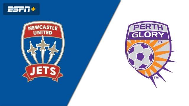 Newcastle Jets vs. Perth Glory (W-League)