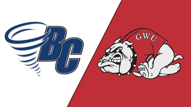 Brevard vs. Gardner-Webb (M Basketball)