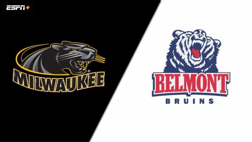 Milwaukee vs. Belmont (W Volleyball)