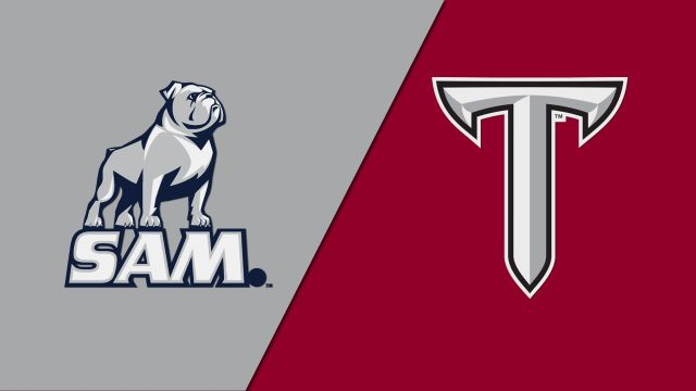 Samford vs. Troy (W Basketball)