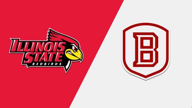 Illinois State vs. Bradley (M Basketball)