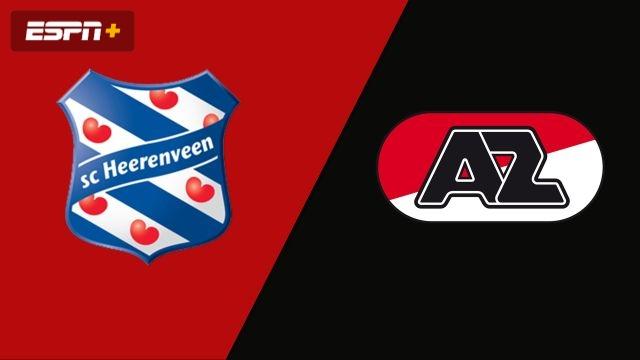 Heerenveen vs. AZ Alkmaar (Eredivisie)