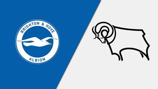 Brighton vs. Derby County (5th Round) (FA Cup)