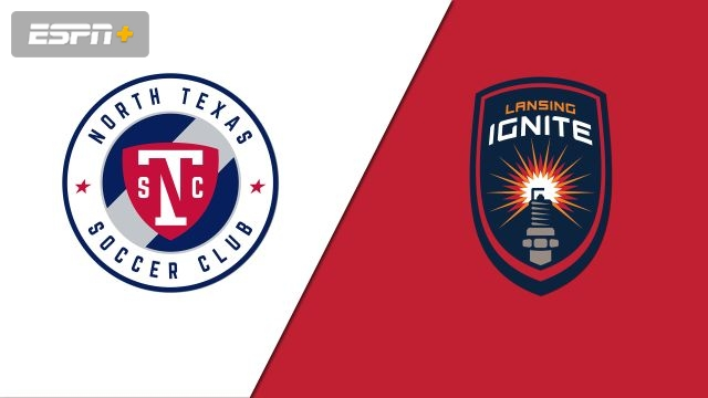 North Texas SC vs. Lansing Ignite FC (USL League One)