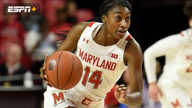 #13 Maryland vs. Georgia State (W Basketball)