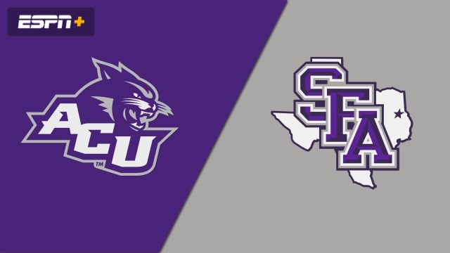Abilene Christian vs. Stephen F. Austin (M Basketball)